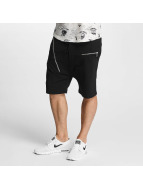 Red Bridge Short Zip noir
