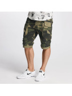 Red Bridge Shortsit Capri camouflage