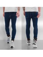 Red Bridge Skinny Jeans Elastic blau