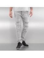 Red Bridge Skinny Jeans Sagara szary