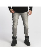 Red Bridge Slim Fit Jeans Carl серый