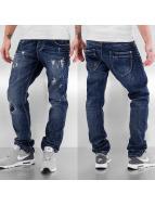 Red Bridge Straight Fit Jeans Xalapa blå