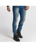 Red Bridge Straight Fit Jeans Straight Fit blå