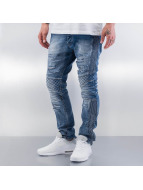 Red Bridge Straight Fit Jeans Quit blau