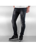 Red Bridge Straight Fit Jeans Nevio blau