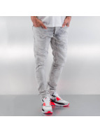 Red Bridge Straight fit jeans Dirty blauw