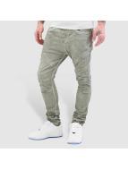 Red Bridge Straight Fit Jeans Emblem hnědožlutý