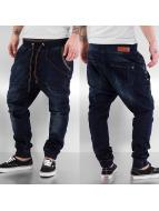 Red Bridge Straight fit jeans Jogger zwart