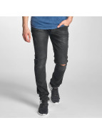 Red Bridge Straight fit jeans Baku zwart