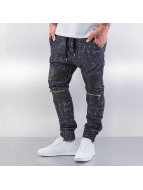Red Bridge Sweat Pant Marble black