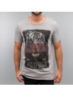 Red Bridge T-shirt Wild Side grå
