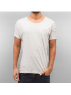 Red Bridge T-Shirt Pocket grau