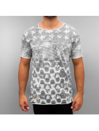 Red Bridge T-Shirt Polka Dots gray