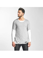 Red Bridge T-Shirt manches longues Poljamy gris