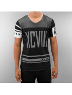 Red Bridge T-Shirt XCVIII noir