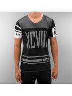 Red Bridge T-Shirt XCVIII noir