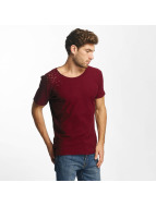 Red Bridge t-shirt Light Move rood