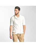 Red Bridge T-shirtar Asymmetric beige