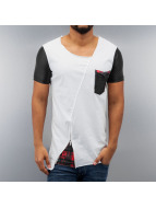 Red Bridge T-shirtar Pocket vit