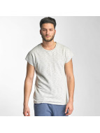 Red Bridge Melange T-Shirt Grey