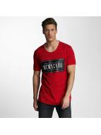 Red Bridge T-Shirts Born To Be Famous kırmızı