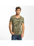 Red Bridge T-Shirty Camo moro