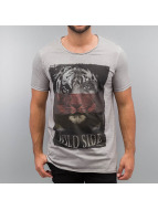 Red Bridge T-Shirty Wild Side szary