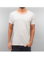 Red Bridge T-skjorter Pocket grå