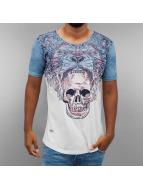 Red Bridge T-skjorter Skull indigo
