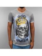 Red Bridge T-skjorter God Save The Queen indigo