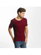 Red Bridge T-skjorter Light Move red