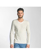Red Bridge Double Sweatshirt Ecru