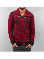Red Bridge vest Pocket rood