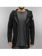 Red Bridge Zip Hoodie Trouble schwarz