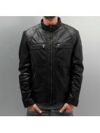 Redskins Кожаная куртка Balboa Rivoli черный