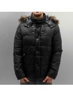 Redskins winterjas Skipper Vercors zwart
