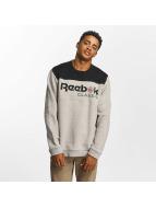 Reebok Пуловер F Iconic серый