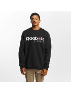 Reebok Пуловер F Iconic черный