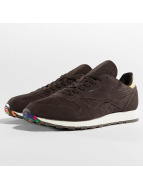 Reebok Сникеры Classic Leather MSP коричневый