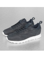 Reebok Сникеры classic Leather MN серый