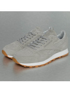 Reebok Сникеры Classic Leather серый
