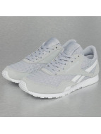 Reebok Сникеры CL Nylon Slim Architect серый
