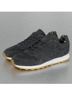 Reebok Сникеры Classic Leather синий