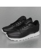 Reebok Сникеры Classic Leather Pearlized черный