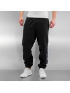 Reebok Спортивные брюки Fleece черный