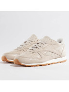 Reebok Baskets Classic Leather Clean Exotics beige