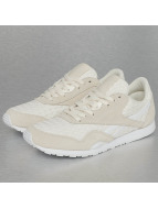 Reebok Baskets CL Nylon Slim Architect blanc