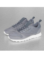 Reebok Baskets Leather MN gris