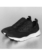 Reebok Baskets Furylite Slip Contemp noir