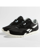 Reebok Baskets Nylon Slim EP noir